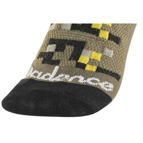 DeFeet Aireator Cadence Collection Socken Digital Camo Grün